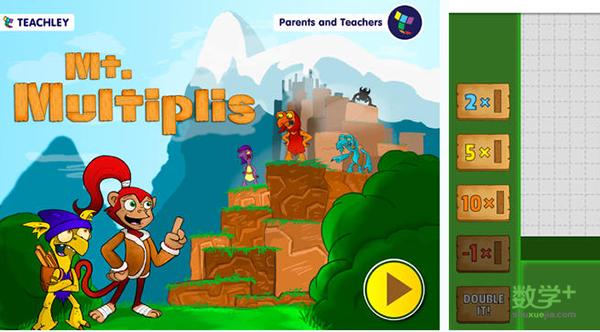儿童产品业界的奥斯卡奖的获奖数学app