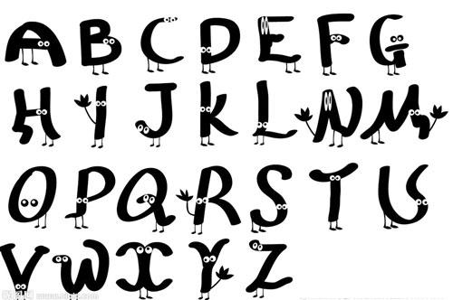 sp;如果26个英文字母