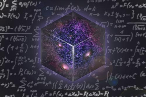 数学是上帝用来书写宇宙的文字_趣味数学_数学加 : 数学 文字 : 数学